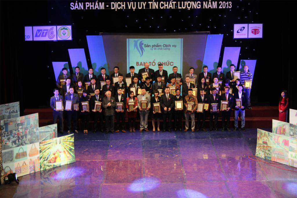 san pham dich vu chat luong Sản phẩm, dịch vụ uy tín, chất lượng 2013