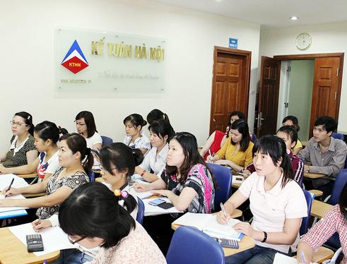 hoc kt tai qn Trung tâm đào tạo kế toán thực hành tốt nhất tại Hà Tĩnh