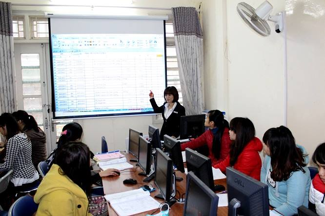 lop hoc ke toan Trung tâm đào tạo kế toán tổng hợp tại Mỹ Tho Tiền Giang