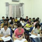 Lớp học kế toán thực hành tại Đà Nẵng