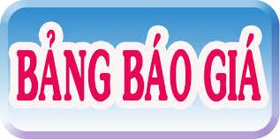 baogia Bảng giá dịch vụ kế toán thuế, trọn gói của Kế toán Hà Nội