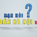 Bạn hỏi kế toán Hà Nội trả lời số 1