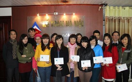 kethuc Trung tâm đào tạo kế toán thực hành tại Gia Lâm, Hà Nội