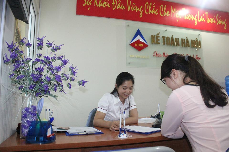 ke toan ha noi13 Khóa học kế toán tổng hợp ngắn hạn tại Bắc Ninh